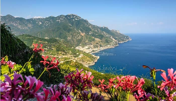 koorreis Italië