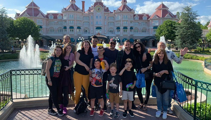 Reisverslag Disney