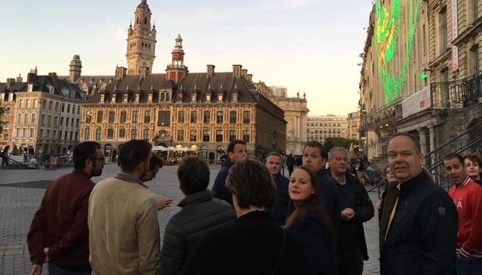 Groepsreis Lille