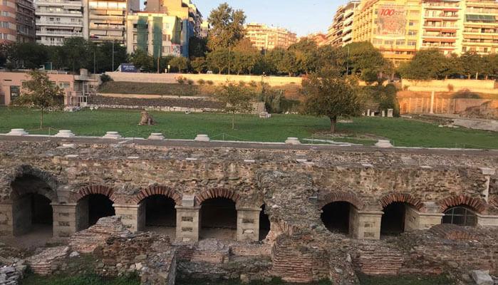 Personeelsreis Thessaloniki