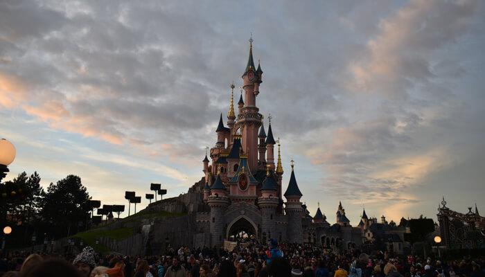 Disneyland reis