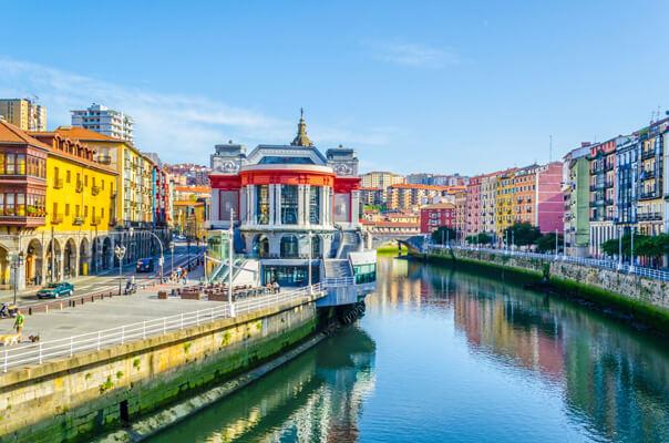 Personeelreis Bilbao