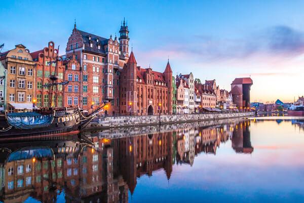 Personeelsreis Gdansk