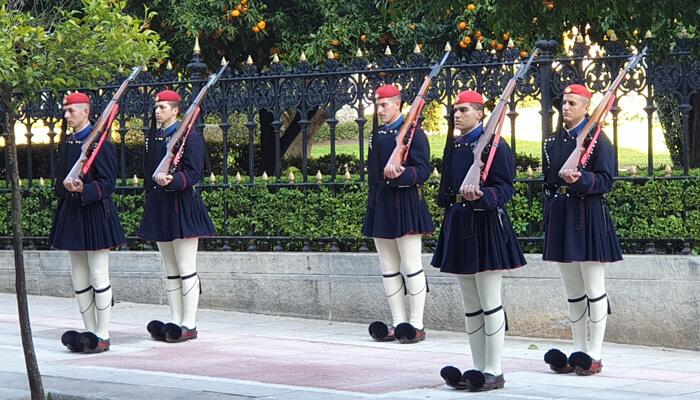 Personeelsreis Athene