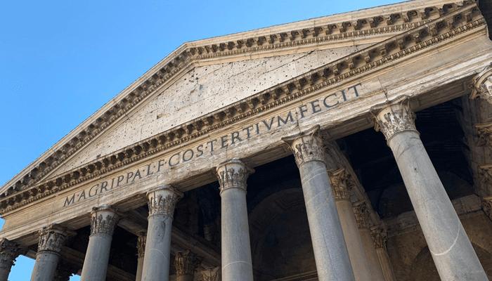 Personeelsreis Rome