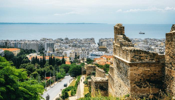 Stedentrip Thessaloniki
